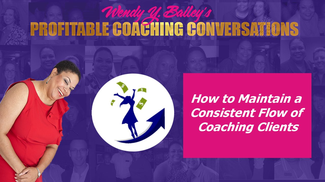 consistent coaching clients, wendyybailey