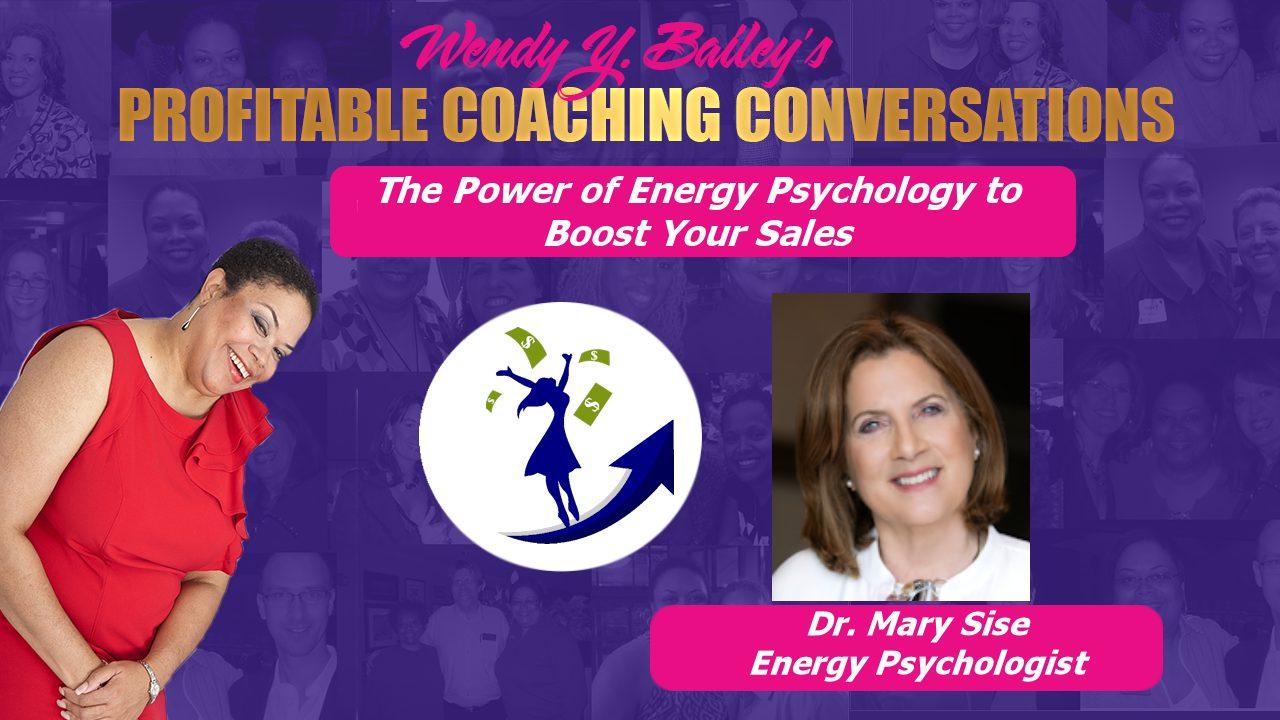 energy psychology, mary sise